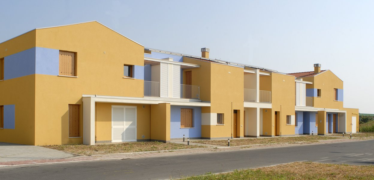 Edificio in Social Housing 1