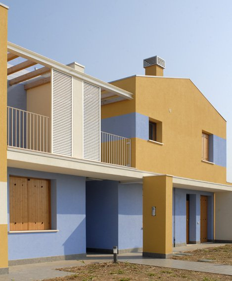 Edificio in Social Housing 3