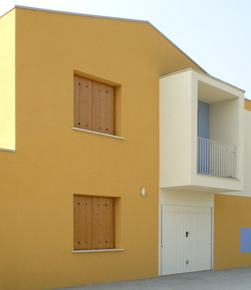 Edificio in Social Housing 8